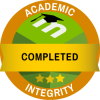 Academic Integrity Badge
